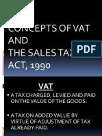 VAT & SALES TAX ACT, 1990.pptx
