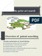 Mechanism of Patent Search