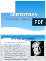 Aristotle - Poetics