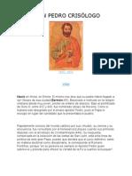 SERMONES SAN PEDRO CRISOLOGO.doc