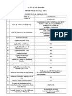 Institutional Proforma 10-02-2013[1]