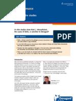 Denagard Ileitis MICs Overview