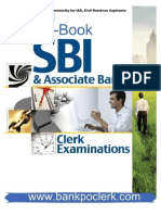 Bpo SBI Clerk Free Book