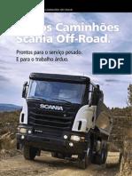 Caminhão Scania Off-Road