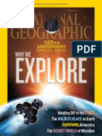 National Geographic Magazine USA January 2013