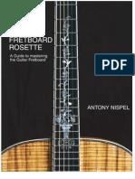 Antony Nispel Fretboard Rosette