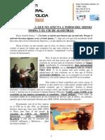 Sobre La Crisis, Que No Afecta a Todos Del Mismo Modo, y El Cie de Algeciras
