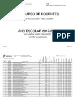 ListaOrdenacaoDefinitiva_grupo510 2012-2013