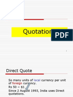Factors of Rate Quta