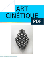 ART CINÉTIQUE MNAM
