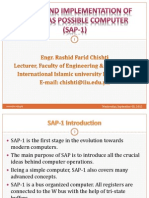 SAP 1 Simple as Possible Computer