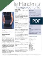 Kangaroo Tunic