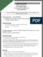 Resume Kuldeep1 1
