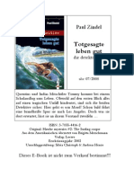 Zindel, Paul - Die Detektive - 02 - Totgesagte Leben Gut