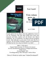 Zindel, Paul - Die Detektive - 05 - Tote Reisen Gern Zu Wasser