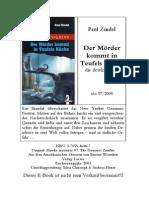 Zindel, Paul   Die Detektive   06   Der Mörder Kommt In Teufels Küche