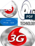 Presentation on 3G and 4G