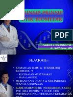 Kuliah Etik Biomedik