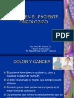 Dolor y Cancer