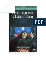 Defis Fantastiques 35 - Le Vampire Du Chateau Noir