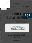 German Coastal Defenses