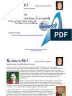Implementing Kaizen Event eBook