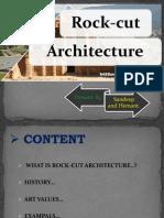 Rock-cut Architecture+Mexican Pyramids