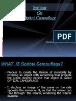 Optical Camouflage