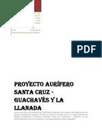 Proyecto Santa Cruz - Guachavés  y La Llanada Septiembre 2009 (1)