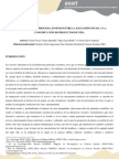 La Juventud Como Proceso (Quartulli D., Et. Al., 2007)