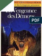 Defis Fantastiques 41 - La Vengeance Des Demons