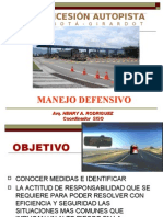 24 a Manejo Defensivo General