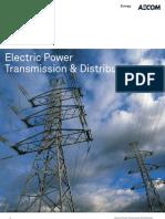 Transmission and Distribution Global Brochure
