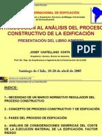 introducción al analisis del proceso constructivo de una edificación