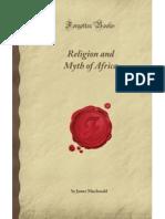James Macdonald - Religion and Mythology of Africa