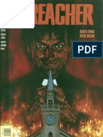 Preacher (Vertigo Comics) - Gone to Texas