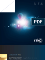 Rako Brochure 2012