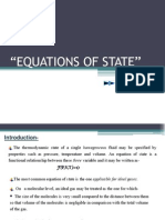Equation of States