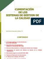 Documentación del SGC