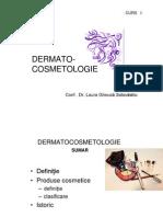 Dermatocosmetologie