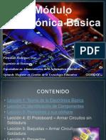 Modulo de Electronica Basica