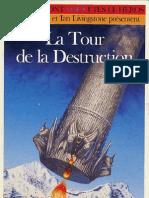 Defis Fantastiques 45 - La Tour de La Destruction