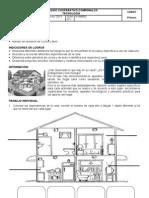 Tecnología  Período 1 Primero- La casa - objetos - dependencias - utensilios