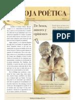 La Hoja Poética (Febrero, 2009)