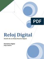 Relojdigital PDF