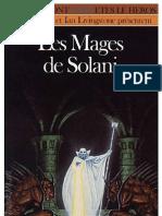 Defis Fantastiques 51 - Les Mages de Solani