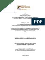 Protocole Kaedi