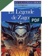 Defis Fantastiques 52 - La Legende de Zagor