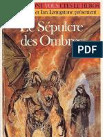 Defis Fantastiques 53 - Le Sepulcre Des Ombres