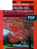 Panorama Del Antiguo Testamento (Paul N Benware)
